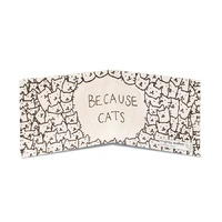 A Pocket Full of Cats Mighty Wallet