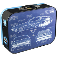 Back to the Future Delorean Lunchbox