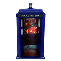 Doctor Who - 11th Doctor Flight Control Tardis