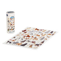 Dog Lovers 1000pc Jigsaw Puzzle 2nd Edition