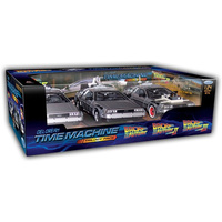 Delorean Time Machine - Trilogy Pack