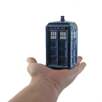 Doctor Who - Dalek and Tardis Salt and Pepper Shakers