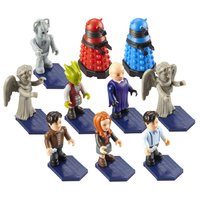 Doctor Who - Micro Figures
