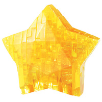 3D Star Crystal Puzzle