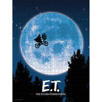 E T The Extra-Terrestrial Jigsaw Puzzle