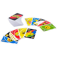 Emoji Uno Card Game