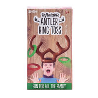 Inflatable Antler Ring Toss