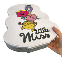 Little Miss Activity Tin