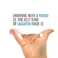 Laughing With A Friend Print