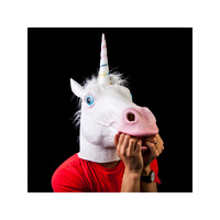 Madheadz Unicorn Party Mask