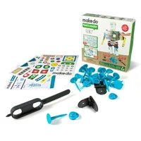 Makedo Find and Make Robot Kit