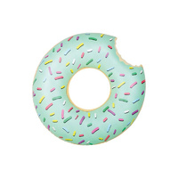 Mint Inflatable Donut