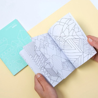 OMY Colouring Notebook Mineral
