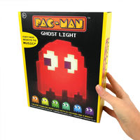 Pac Man Ghost Light