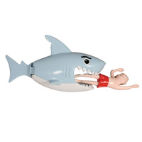 Pull Cord Hungry Shark
