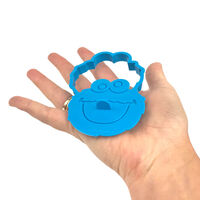 Cookie Monster Cookie Cutter Set