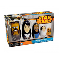 Star Wars The Rebellion Nesting Doll Set