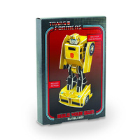 Transformers Build Your Own Bumblebee Figure