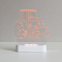 Aloka Sleepy Lights Tractor