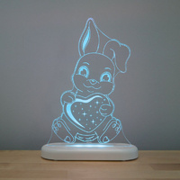 Aloka Sleepy Lights Bunny