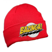 Big Bang Theory - Bazinga Beanie