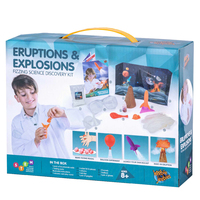Eruptions & Explosions Science Discovery Kit