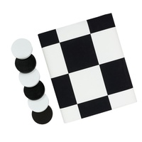 Garden Games Giant Draughts