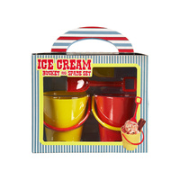Ice Cream Bucket & Spade Set