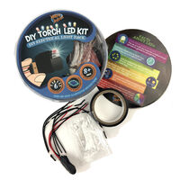Super Science LED Kit [Style: DIY Torch]