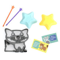Lunch Punch Cat Fun Lunch Kit