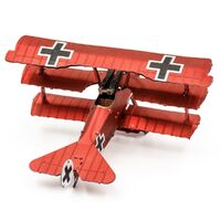 Metal Earth Fokker Dr.I Triplane