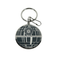 Star Wars Death Star Metal Keyring
