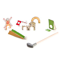 Crazy Golf Stationery Set
