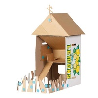 Makedo Find and Make Dollhouse