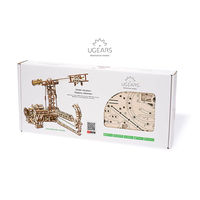 UGears Aviator Model