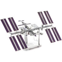 Metal Earth ICONX International Space Station