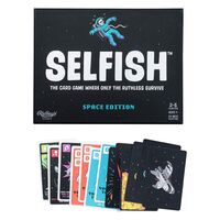 Selfish the Card Game Space Edition