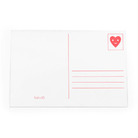Ban.do Compliment Post Card Book