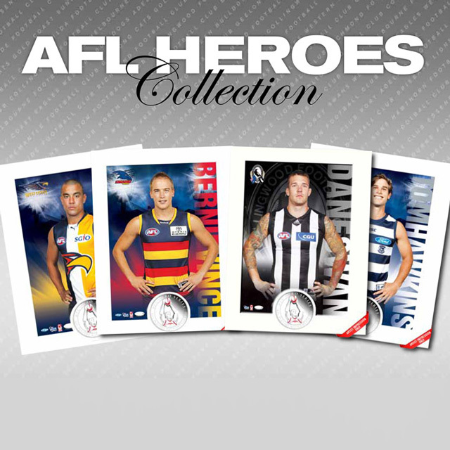 AFL Heroes Collection