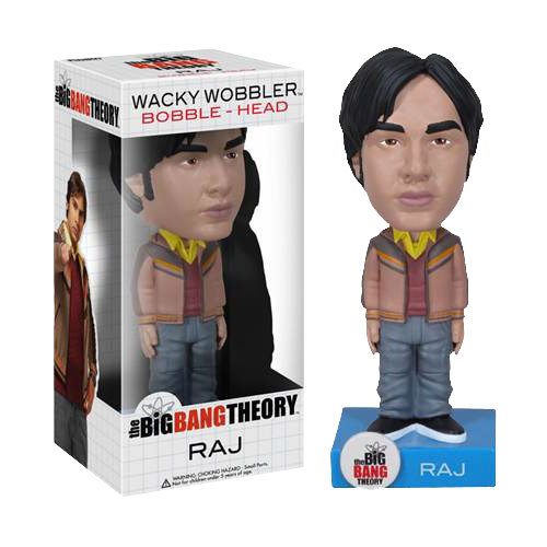 Big Bang Theory - Raj Wacky Wobbler