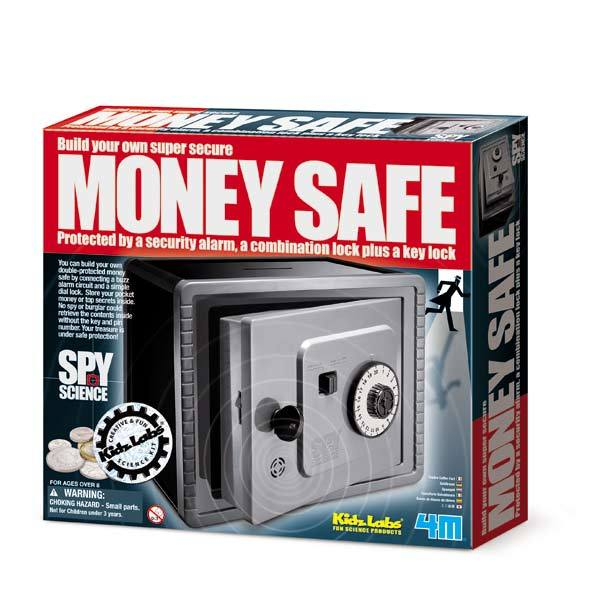 Build Your Own Money Safe