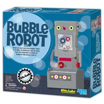 Build Your Own Bubble Robot