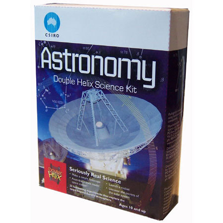 CSIRO - Astronomy Kit | Seriously Real Space Science!