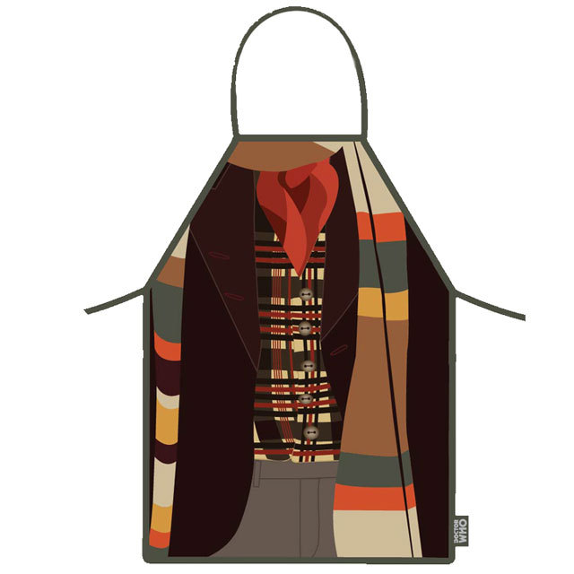 Doctor Who - 4th Doctor Apron
