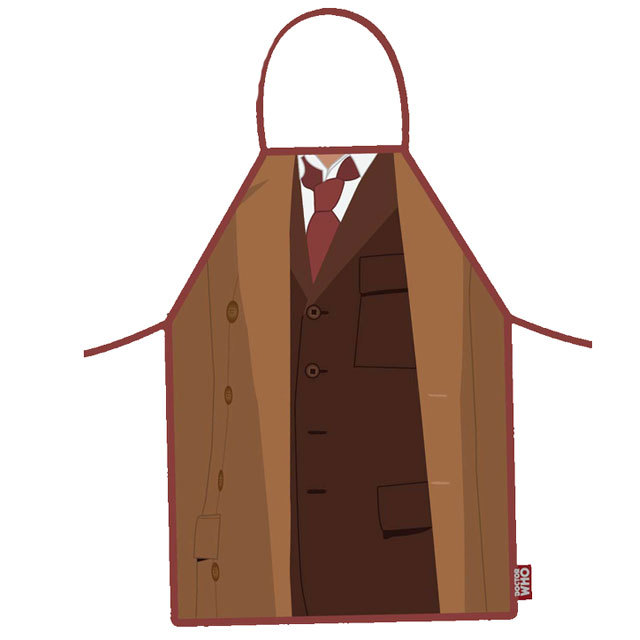 Doctor Who - 10th Doctor Apron