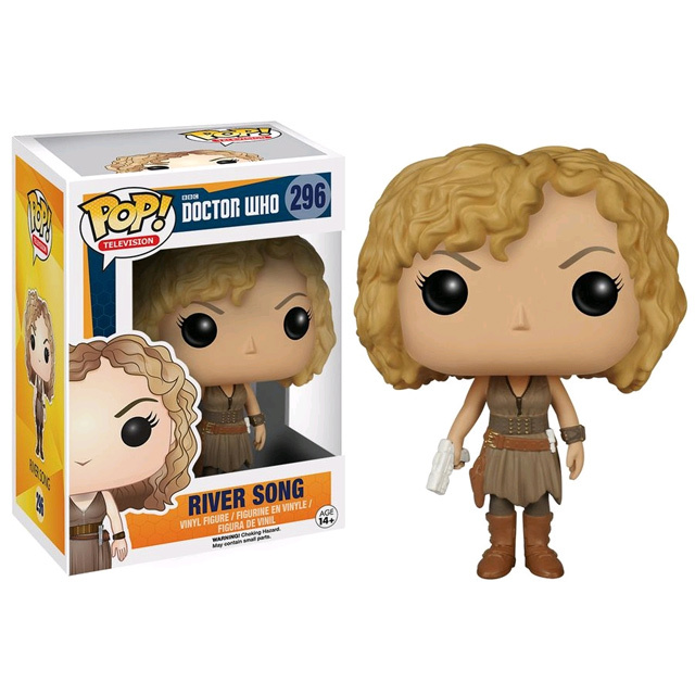Doctor Who River Song Pop Vinyl