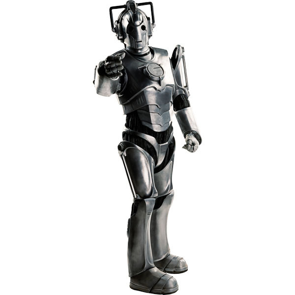 Doctor Who - Cyberman Cardboard Cutout