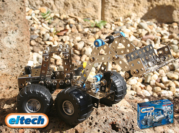 Eitech - Forest Vehicle Construction Kit
