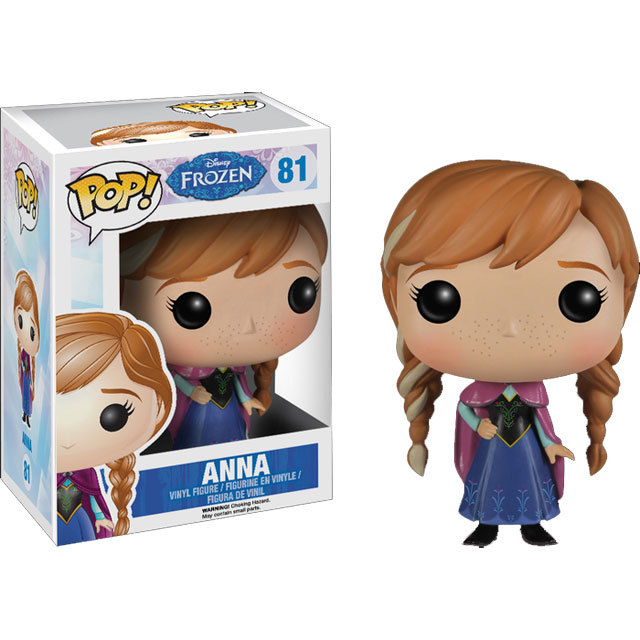 Frozen Anna Pop Vinyl Figure