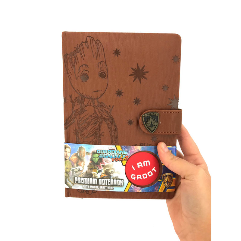Guardians of the Galaxy Groot Notebook